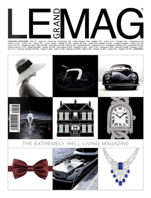 Le Grand Mag cover