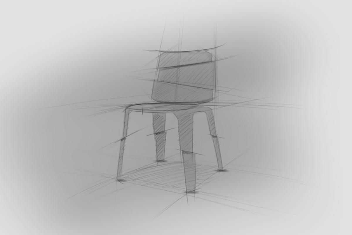 S chair 2
