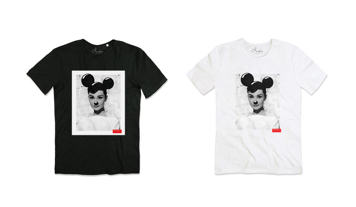 men Audrey shirts