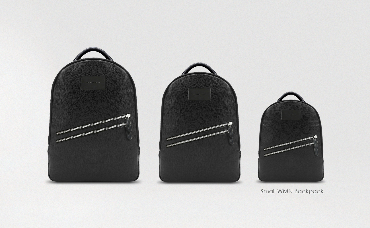 all 3 backpacks - b