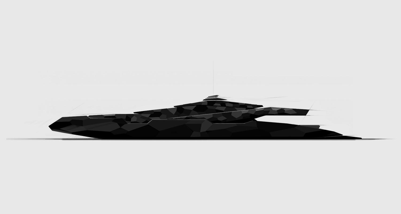 black diamond yacht