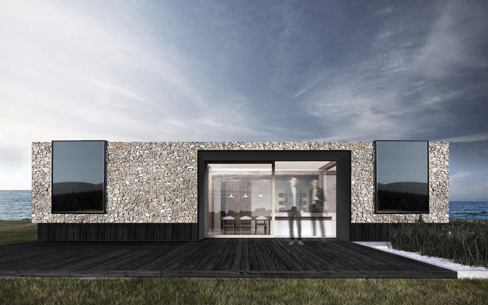 MHouse design 003 Sea