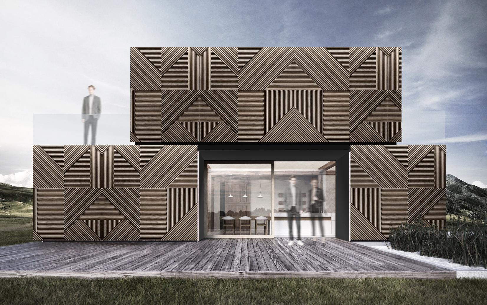 MHouse design 004 B